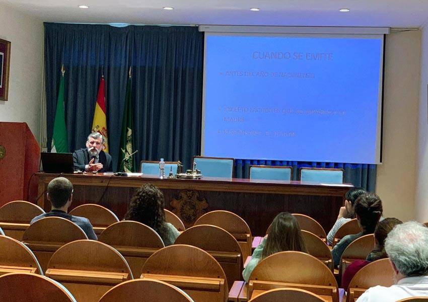 """Celebrada la Jornada """"Identificación de Équidos"""" en el Colegio Oficial de Veterinarios de Sevilla"""