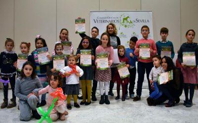 "Ganadores del II Concurso Infantil""Dibuja la Navidad"""