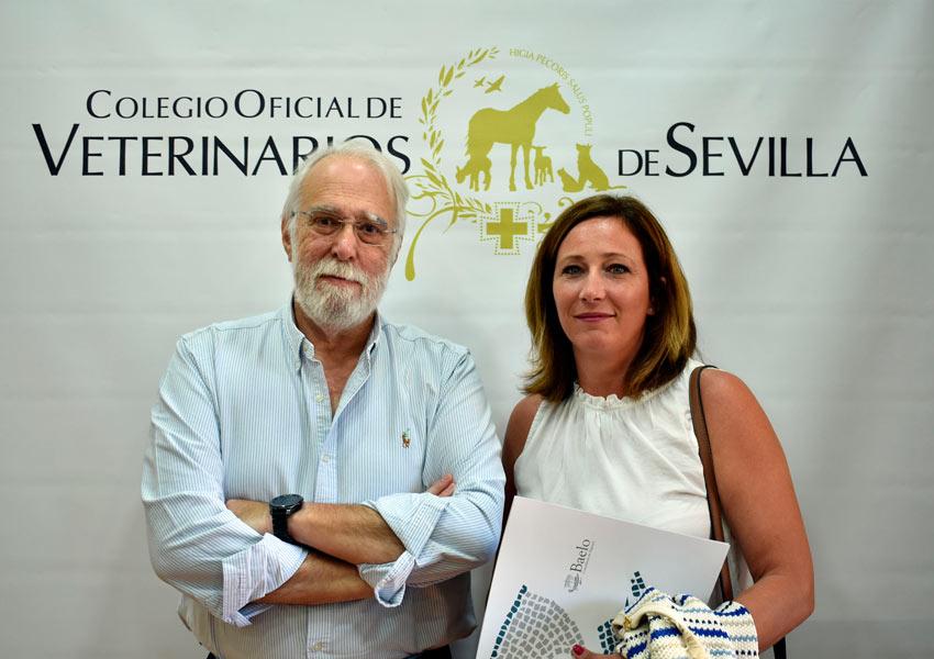 Acuerdo de colaboración entre el Ilustre Colegio de Veterinarios de Sevilla y la empresa Baelo Asesores S.L.