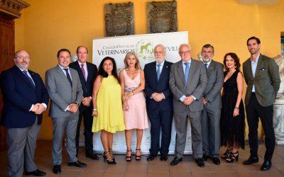 Más de 350 invitados acudieron a los actos de San Francisco de Asís 2019 organizados por el Colegio Oficial de Veterinarios de Sevilla