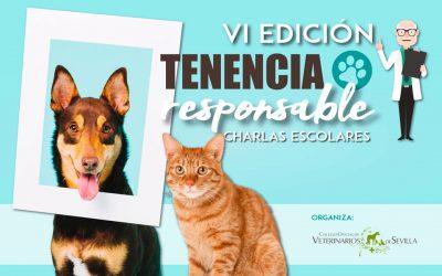 """Inauguración de la VI Temporada de Charlas sobre """"Tenencia Responsable de Animales"""" en Colegios de Educación Infantil y Primaria 2019-2020"""