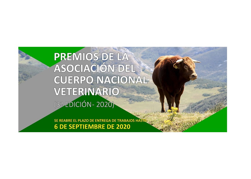 Premios de la Asociación del Cuerpo Nacional Veterinario