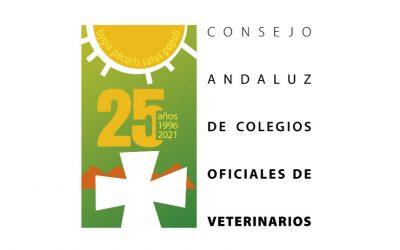 El Consejo Andaluz de Colegios Oficiales de Veterinarios cumple 25 años