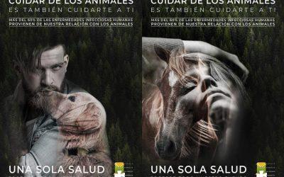 Los veterinarios andaluces lanzamos la campaña 'Una sola salud protege todo nuestro futuro'