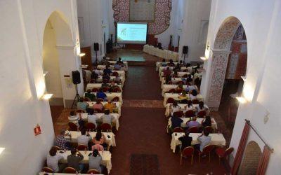 Más de 100 asistentes en la jornada formativa de 'El veterinario y la mejor gestión medioambiental en la granja porcina sostenible' en Antequera