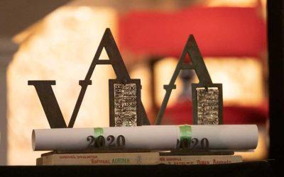 Las ADSGs de Andalucía, D. Anselmo Perea y Editorial Acribia reciben los Premios Albéitar 2020