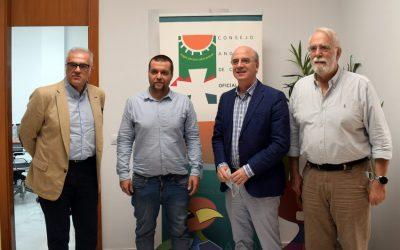 El REIAC se reúne con Sergio García Torres,director generaldeBienestar Animal, para conocer la gestión de la plataforma