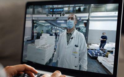 """Video: """"La Inspección Veterinaria en Mercasevilla"""". Campaña: El Papel de la Veterinaria en la Sociedad"""